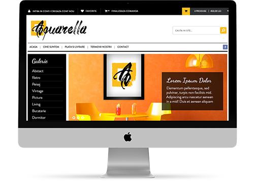 magazin online Aquarella