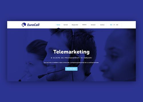 website Eurocall