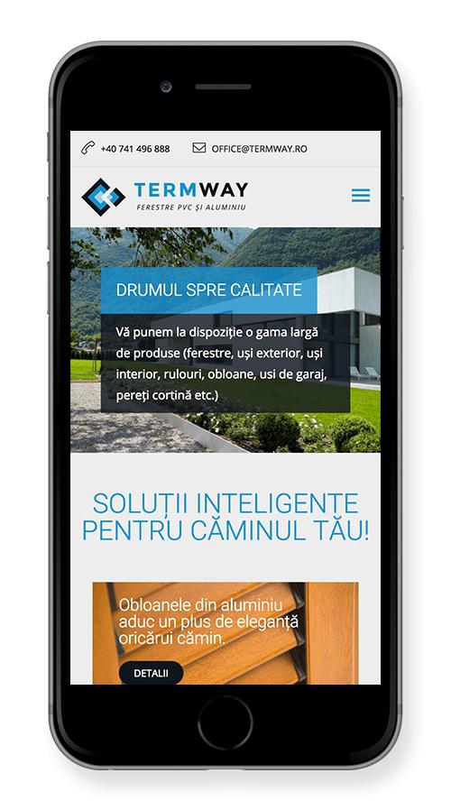 Termway website