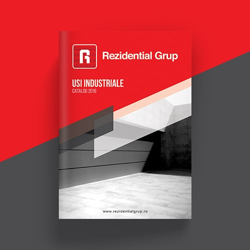 Rezidential Group Catalogue Design