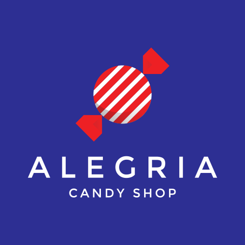 identitate Alegria Candy Shop