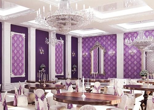 amenajare restaurant Aerostar